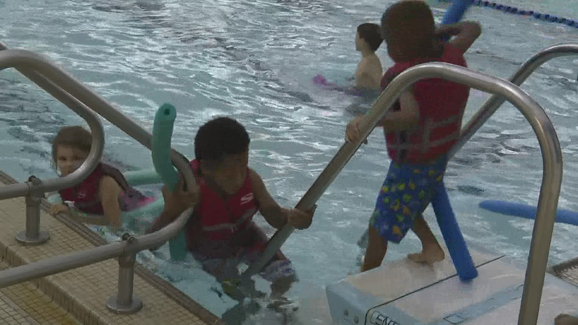 Boys and Girls Club of the Muskegon Lakeshore opens pool to club, community members