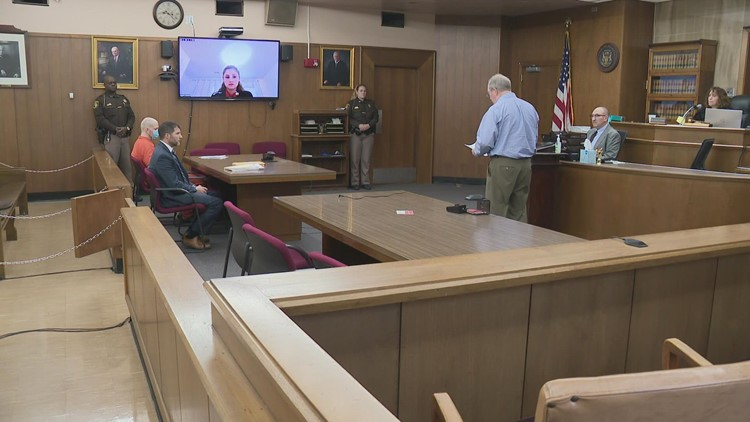 Muskegon County man found guilty of murder ordered to serve life sentence