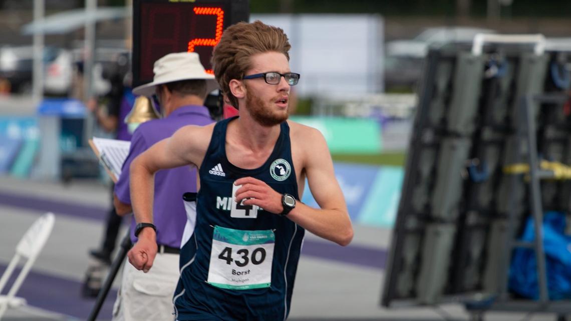 Julian Borst Has Strong Showing At 2019 Boston Marathon