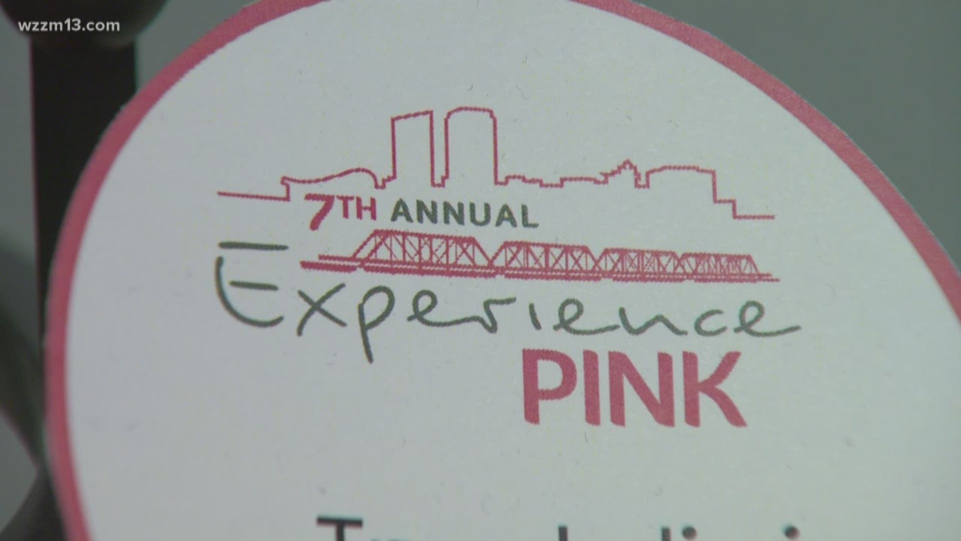 Paint The Town Pink Experience Pink In Grand Rapids All February Long Wzzm13 Com