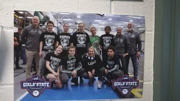Forest Hills Central wins first ever girls wrestling crown