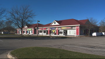 Mold issues close Grand Haven's Chinook Pier shopping center indefinitely