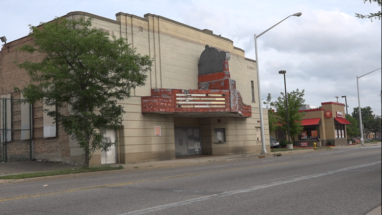 'Big dreams': Owner of historic Grand Rapids theater to start fundraising soon