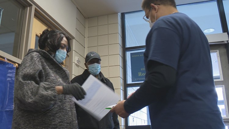 NAACP organizes vaccination clinic in Muskegon Heights