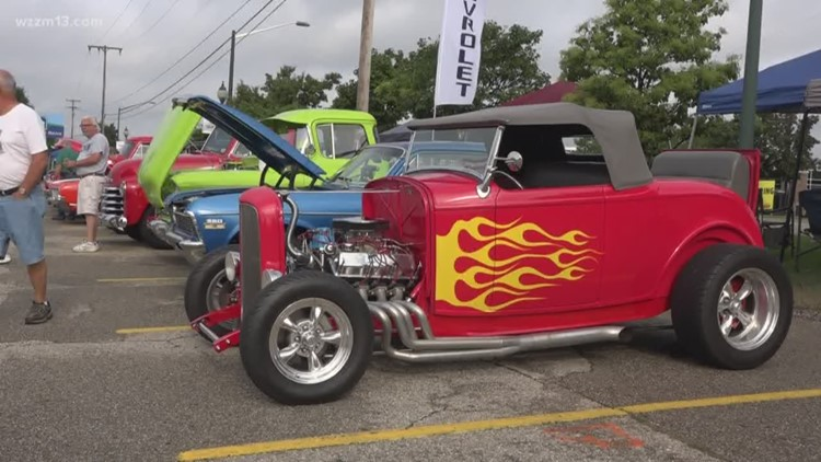 Metro Cruise brings classic cars to Wyoming