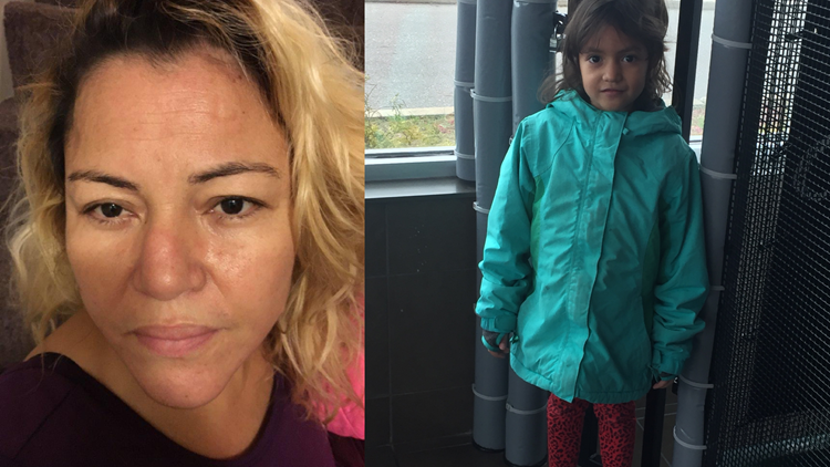Grandmother could be trying to travel to Honduras with her 5-year-old granddaughter