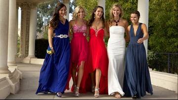 Prom dress event at Rivertown ensures all girls feel like royalty