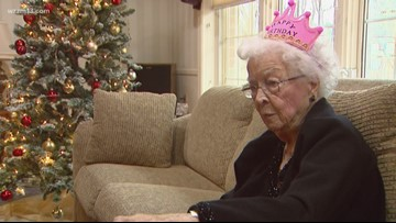 Coopersville woman passes away at the age of 108