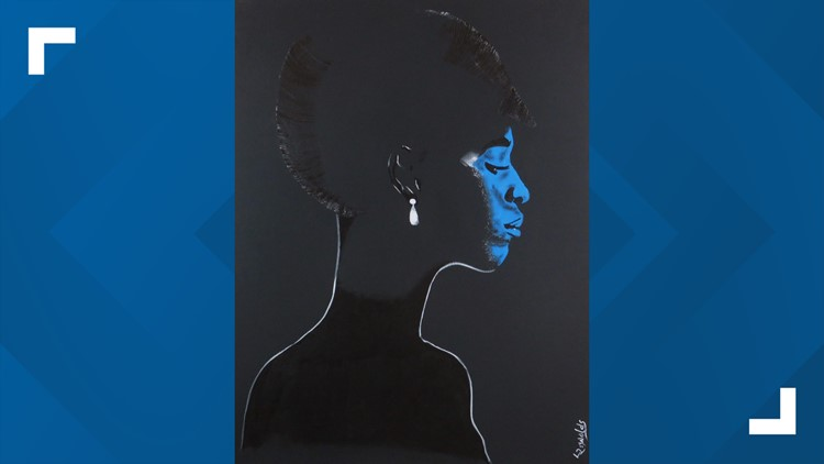Woodland Mall hosting free art exhibit in honor of Black History Month