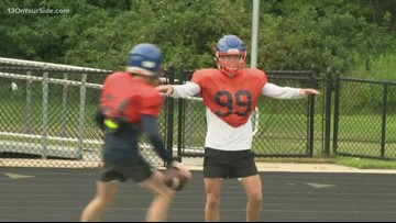 13 On Your Sidelines Two-A-Days: Saugatuck aiming for another conference
