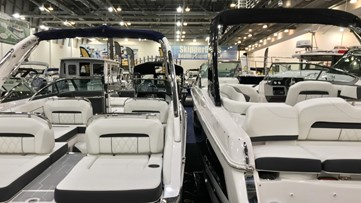 Grand Rapids Boat Show opens 75th year in West Michigan