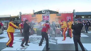 Joey Logano wins Firekeepers Casino 400 in Michigan
