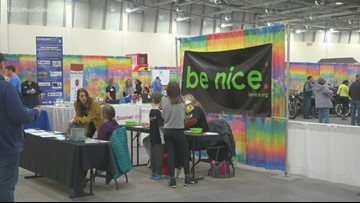 Family fun at DeVos Place Kids and Family Expo