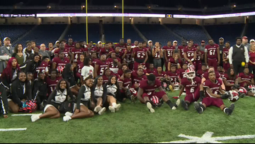Muskegon falls to River Rouge in the state championship game