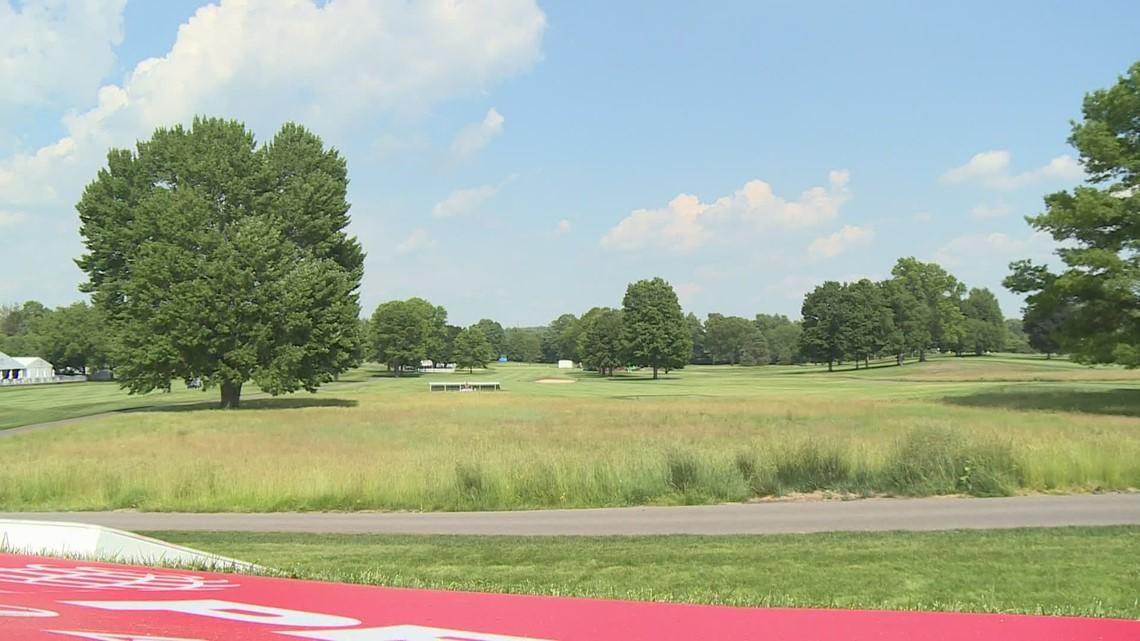 Blythefield Country Club course awaits LPGA