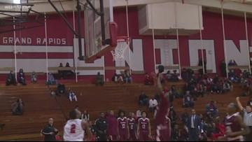 High school boys basketball: GR Union vs. Muskegon