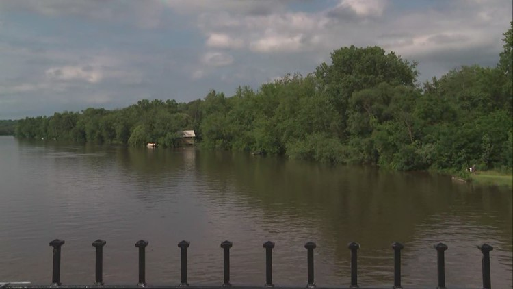 Comstock Park residents not concerned about flooding