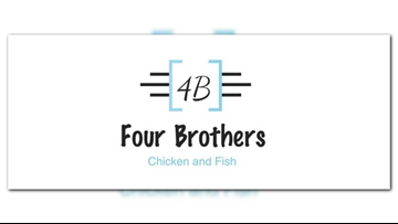 4 Brothers Chicken and Fish expanding
