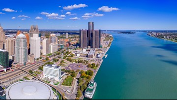 No excessive radiation at Detroit River aggregate spill site