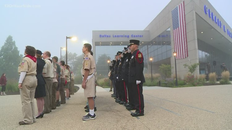 9/11 events happening this weekend in West Michigan