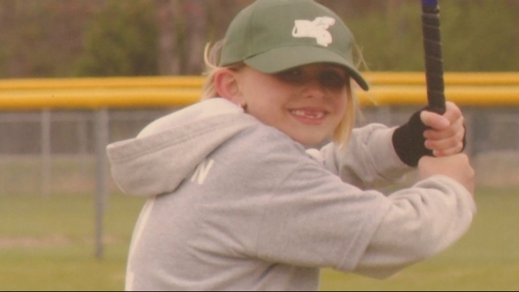 MaKayla Thompson started playing softball when she was 5-years old.