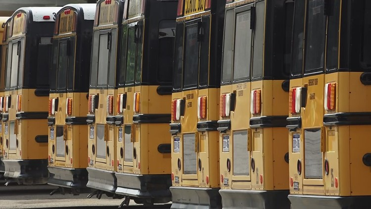 Now Hiring: West Michigan school districts reporting bus driver shortage ahead of new school year