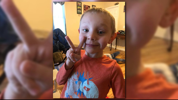 'Blessings for Beau' | GoFundMe for 5-year-old boy found dead reaches $15K goal