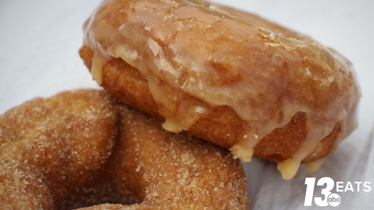 13 Eats: Donut hunt at Post Family Farm