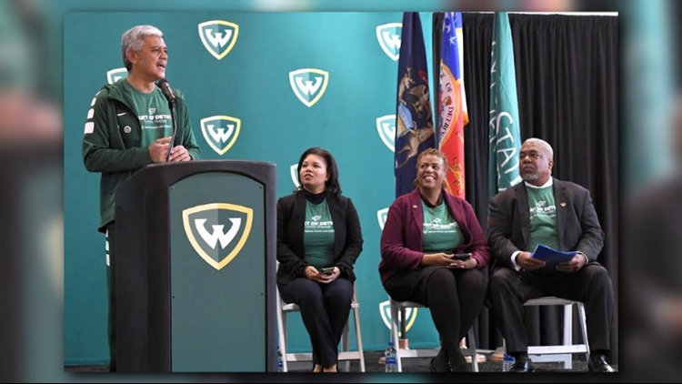 Wayne State University: Detroit high school students, residents eligible for free tuition