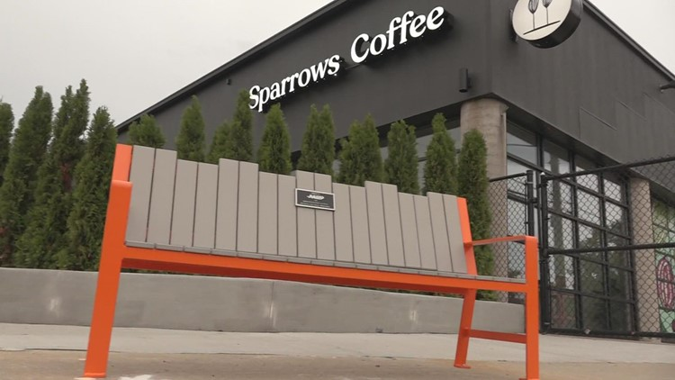 New benches in GR promote wellness, socializing