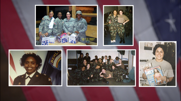 'Not invisible anymore': Muskegon-based group helping women veterans nationwide