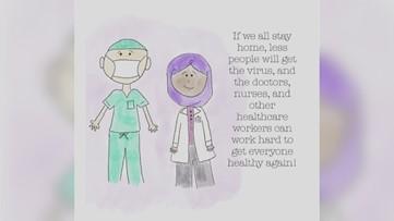 Michigan native writes children's book 'What is coronavirus?'