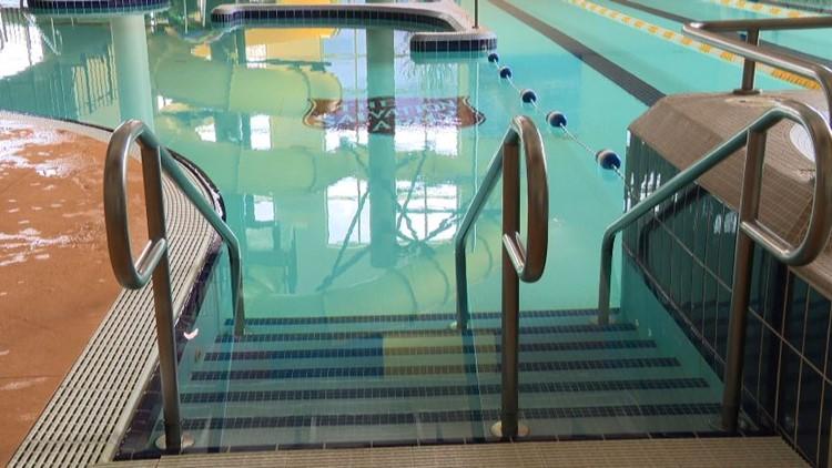 Grand Rapids Kroc Center Pool