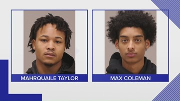 2 Wyoming teens arrested, charged for stealing cars