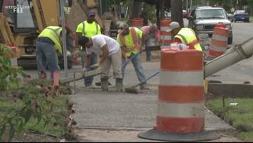 Grand Rapids plans $15-million in road, sidewalk projects