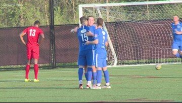 Grand Rapids Football Club wins two games in two days