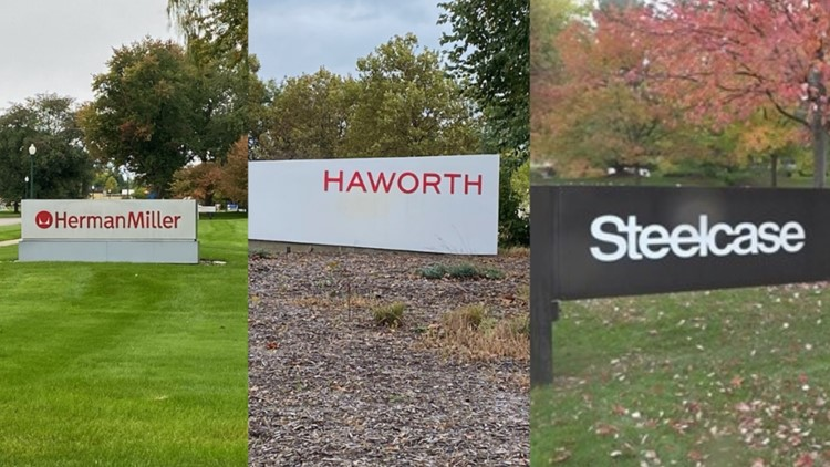 West Michigan's largest furniture manufacturers to require COVID-19 vaccine