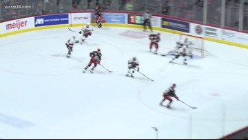 Grand Rapids Griffins hope power play surge continues