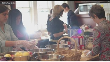 Nonprofit provides healthy meals for the sick