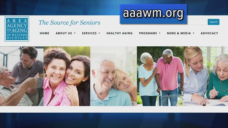 Area Agency on Aging of Western Michigan extends a hand of support to caregivers of older adults