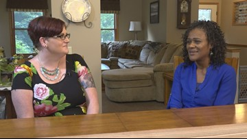Sexual assault survivor reunites with the woman who saved her 30 years ago