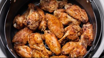 Cook up that chicken!