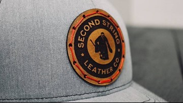 Grand Rapids company turns vintage hockey gear into craft leather goods