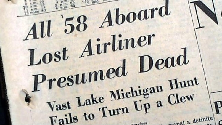 At the time, the tragedy of NWA Flight 2501 was the worst avaiation disaster in United States history.