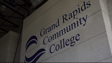 President Ford's son in Grand Rapids for GRCC's fieldhouse rededication to his father