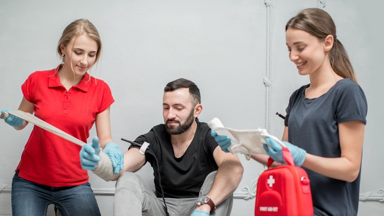 'Stop the Bleed' aims to train bystanders in times of emergency and save lives