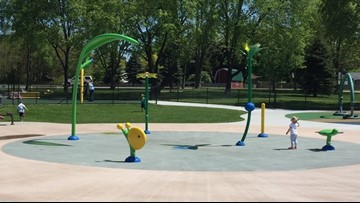 Georgetown Township splash pad closed due to vandalism