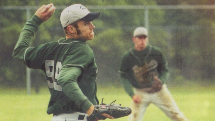 Jesse Thompson was a star baseball pitcher for Reeths-Puffer High School.