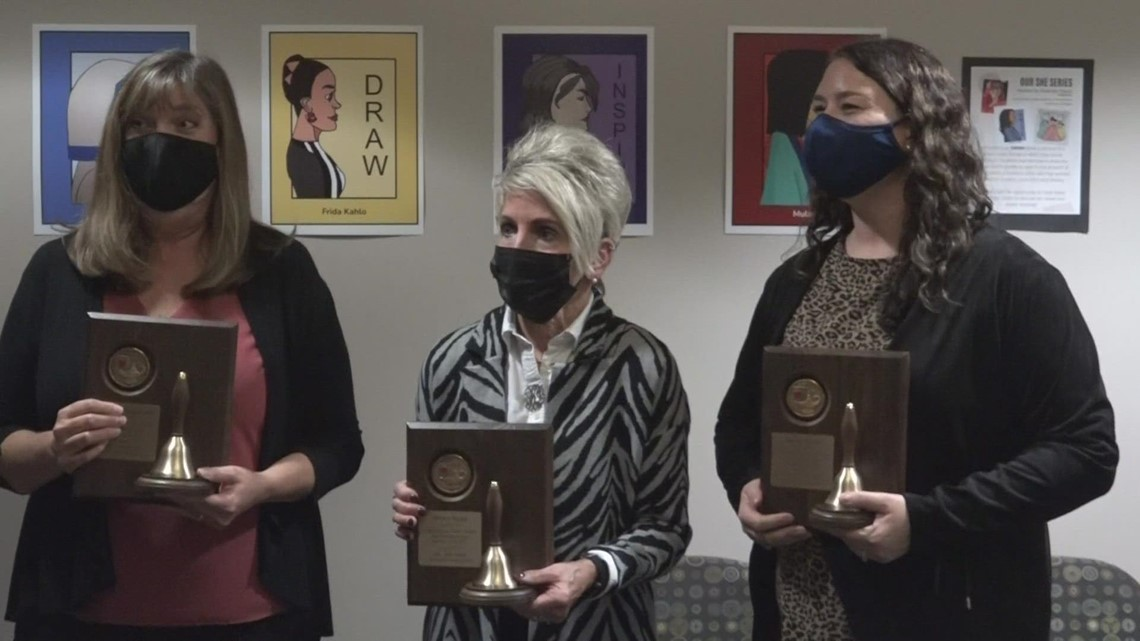 GRPS recognizes Teachers of the Year