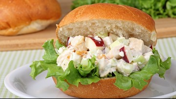 Recipes: Classic Chicken Salad